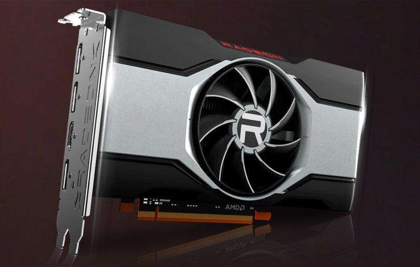 گرافیک RX 6600 XT AMD