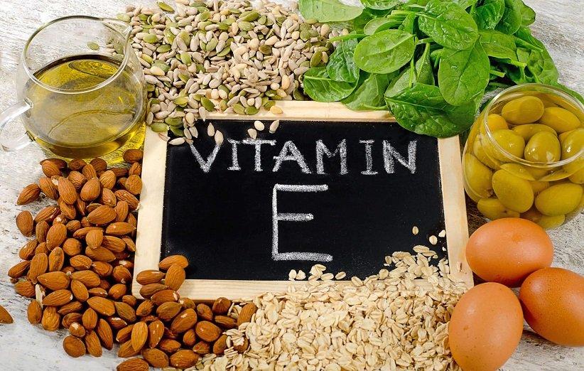 علائم کمبود ویتامین E