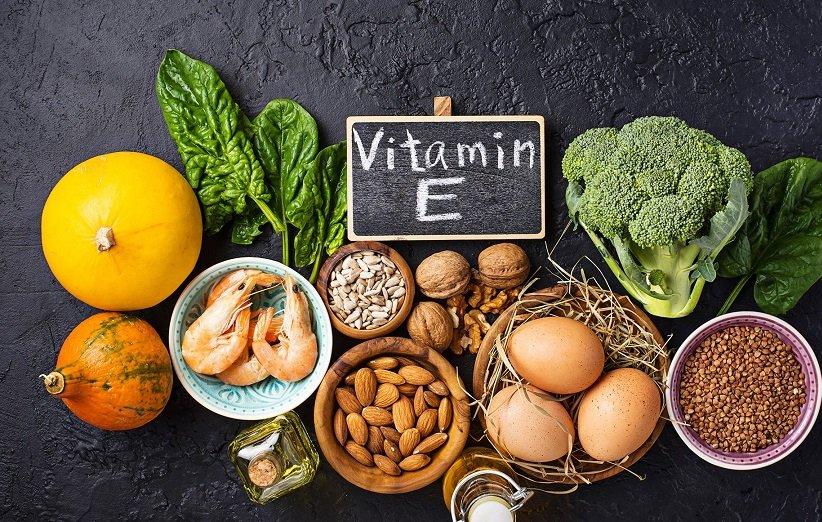 ویتامین E برای درمان زخم معده