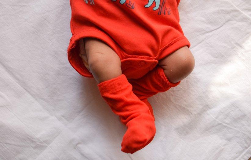 سایز لباس نوزاد