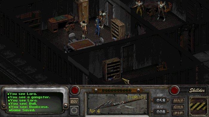 بازی Fallout 2
