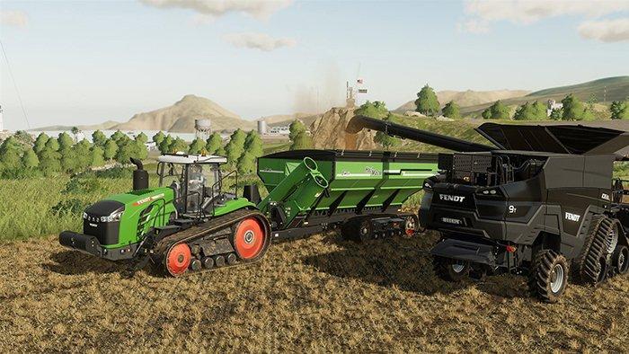 بازی Farming Simulator 19