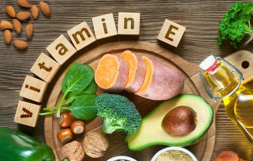 منابع ویتامین E