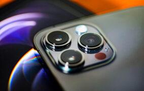 دوربین آیفون 12 پرو مکس