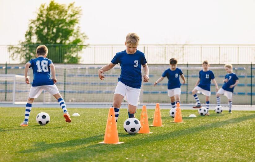 انواع فوتبال
