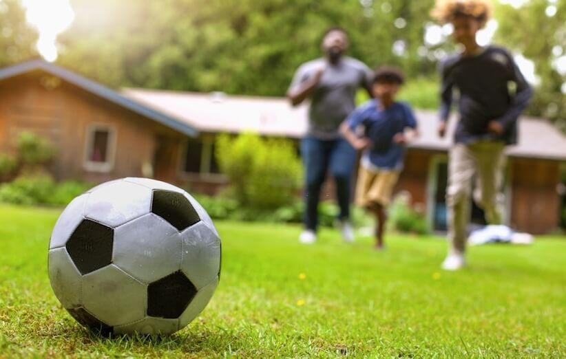 انواع توپ فوتبال