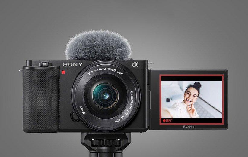 دوربین سونی ZV-E10