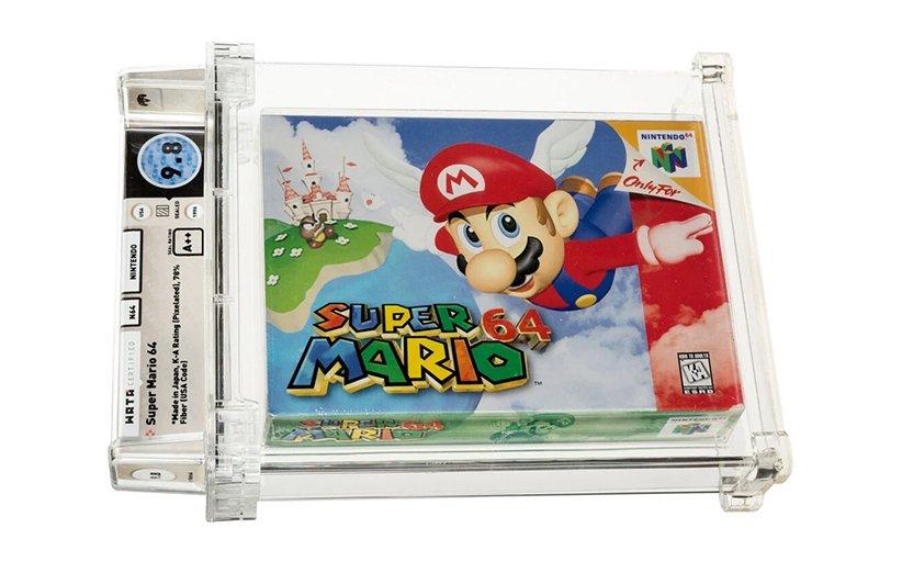 سوپر ماریو 64