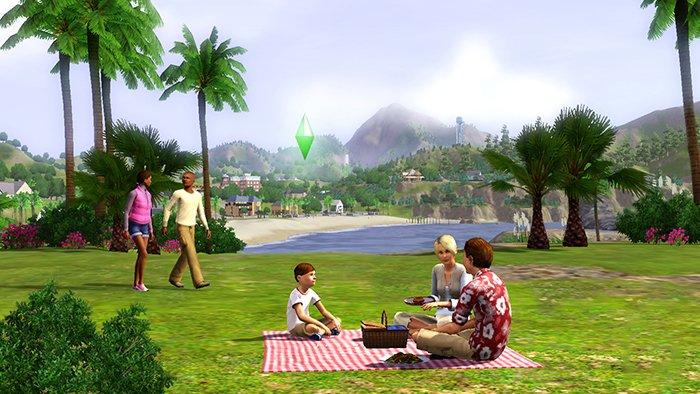 بازی The Sims 3