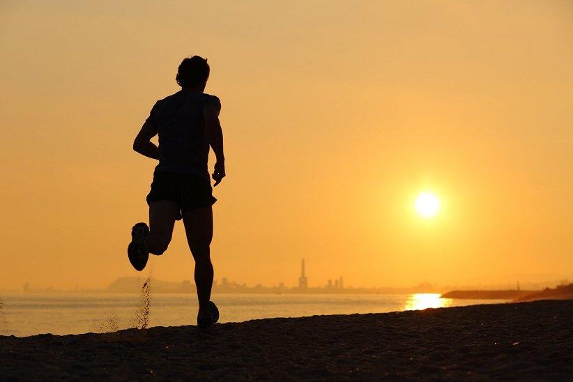 فواید ورزش کردن در گرما