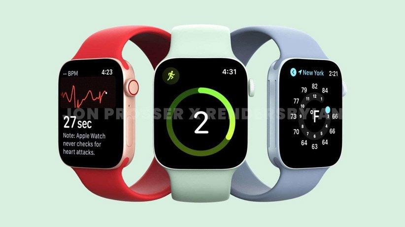 اپل واچ سری 7