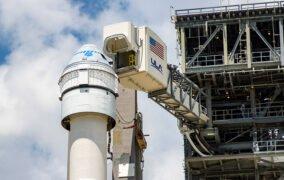 فضاپیمای استارلاینر بویینگ برای پرتاب در 3 آگوست (12 مرداد) بر روی موشک اطلس 4 ائتلاف پرتاب و راهاندازی
