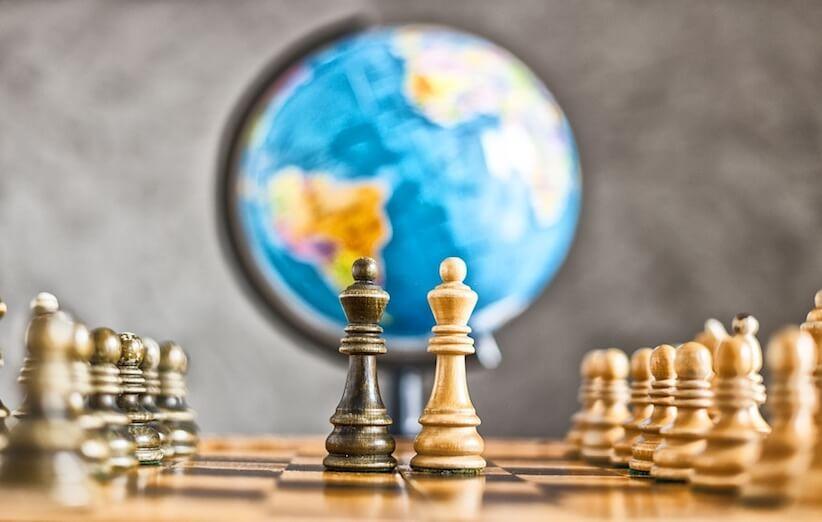 شطرنج یک بازی جهانی است