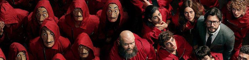 بازیگرهای جدیدی به فصل پنجم سریال سرقت پول (Money Heist) اضافه شد