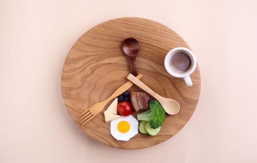 برای مصرف غذا شبیه به روزه داری عمل کنید