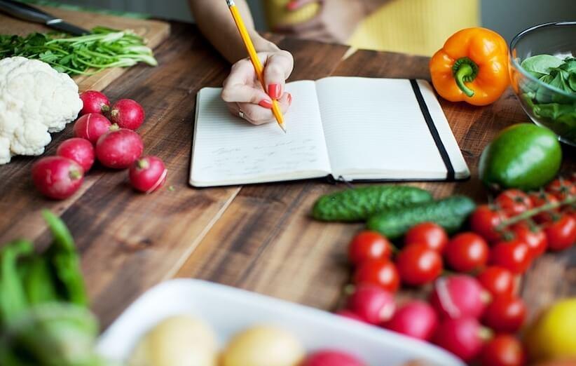 لیستی از دلایل خود برای کاهش وزن تهیه کنید