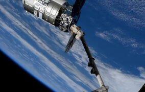 اتصال فضاپیمای باری سیگنوس NG-16 به ایستگاه فضایی بینالمللی