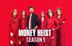 فصل پنجم سریال سرقت پول
