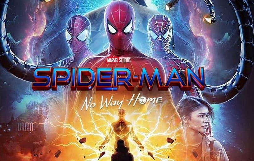 نخستین تریلر فیلم مرد عنکبوتی: راهی به خانه نیست را تماشا کنید (با زیرنویس فارسی)