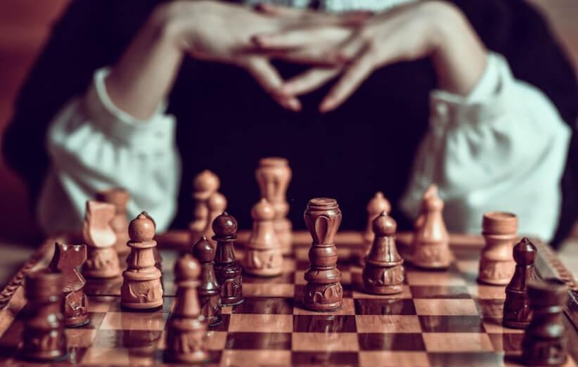 شطرنج یک ورزش است نه تفریح