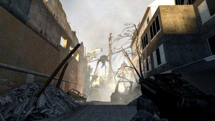 بازسازی بازی Half-Life 2