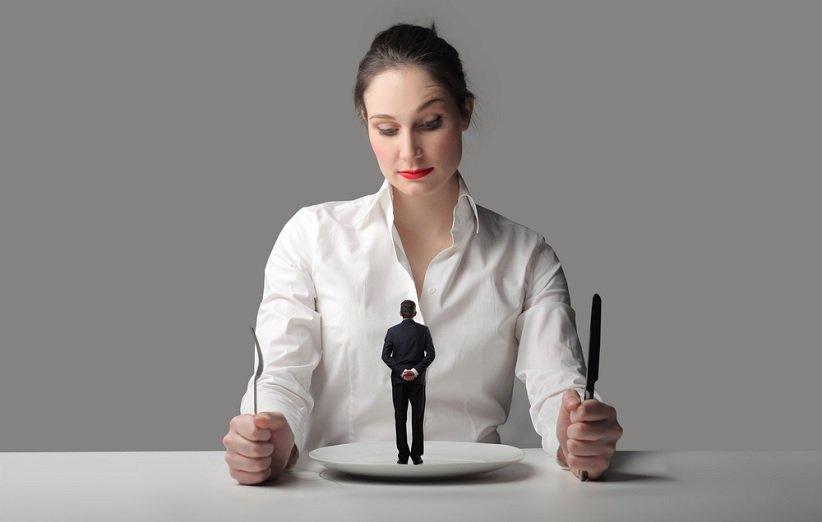 زن خودخواه