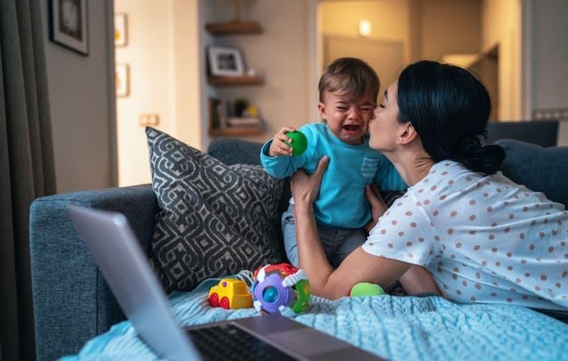 چطور به کودک کمک کنیم تا کمتر عصبانی شود؟