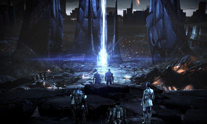 Mass Effect Ending