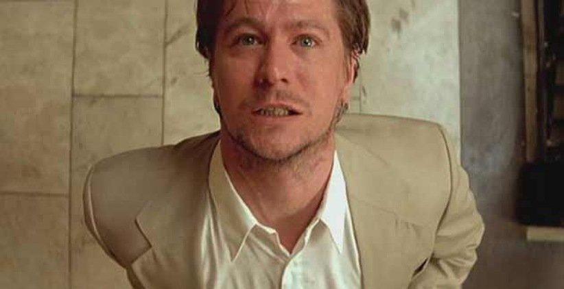 گری اولدمن در فیلم لئون