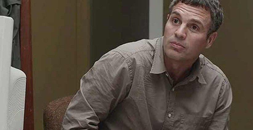 مارک روفالو در فیلم اسپاتلایت