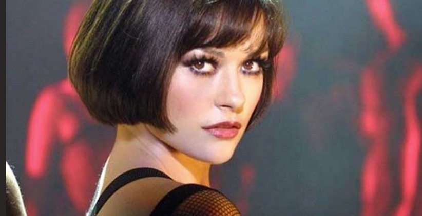 کاترین زتا جونز در فیلم شیکاگو