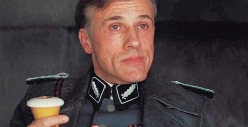 کریستف والتز در نقش هانس لاندا