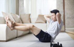 چند نکتهی مهم برای اینکه بهتر بتوانید در خانه ورزش کنید