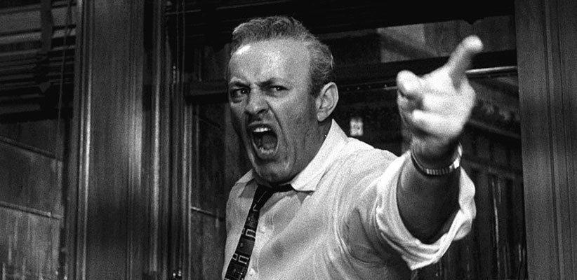 12 مرد خشمگین