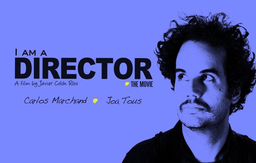 من کارگردان هستم