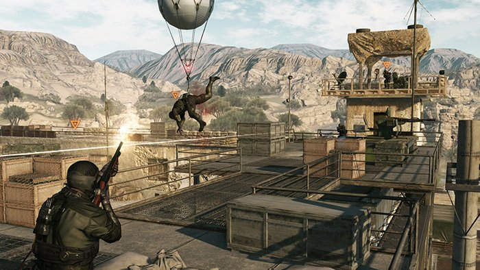 بازی Metal Gear Online