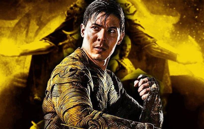 زره کول یانگ در فیلم مورتال کامبت