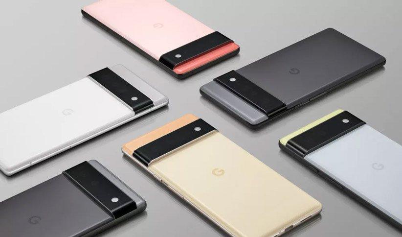گوگل پیکسل 6 پرو