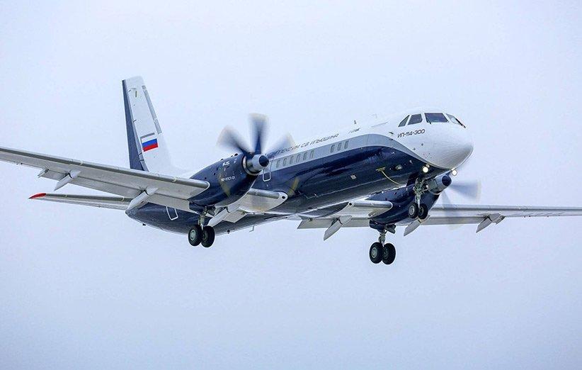 هواپیمای مسافربری منطقهای ایلیوشین Il-114-300