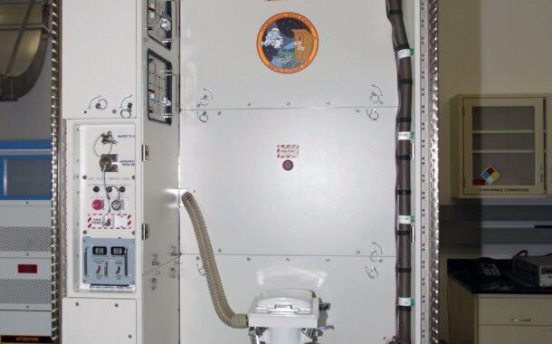 سرویس بهداشتی شاتل فضایی