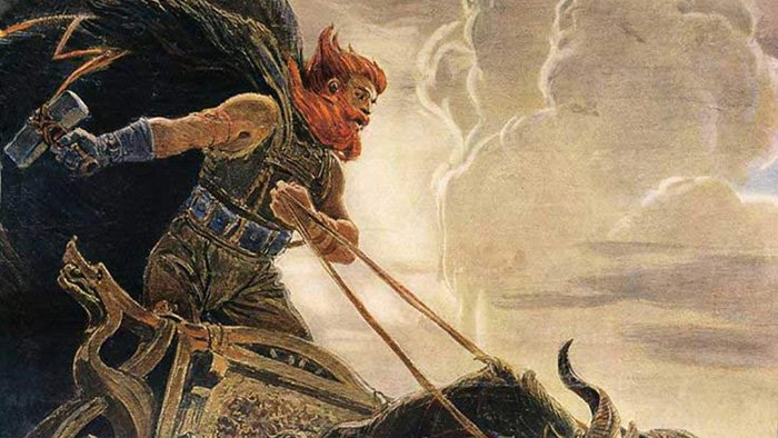 Norse Thor