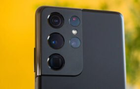 دوربین گلکسی S22