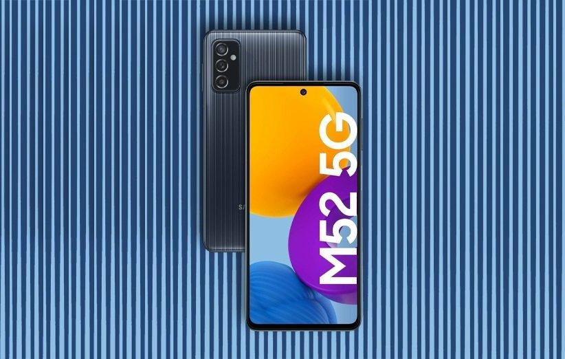 سامسونگ گلکسی M52 5G