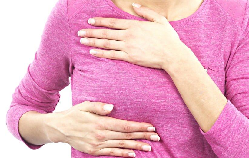 تشخیص سرطان از طریق خودآزمایی سینه