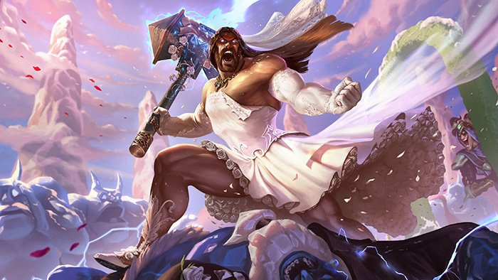 Thor Bride Smite