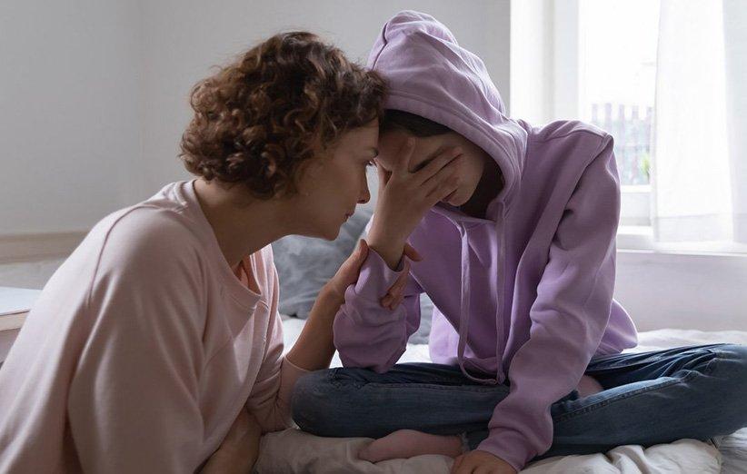 خودکشی در نوجوانان افسرده