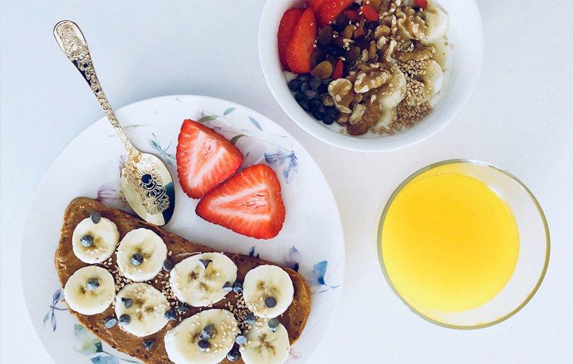 صبحانه پروتئینی