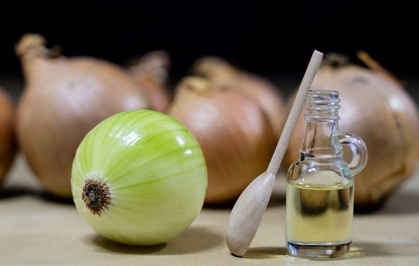 آب پیاز برای درمان بثورات پوستی