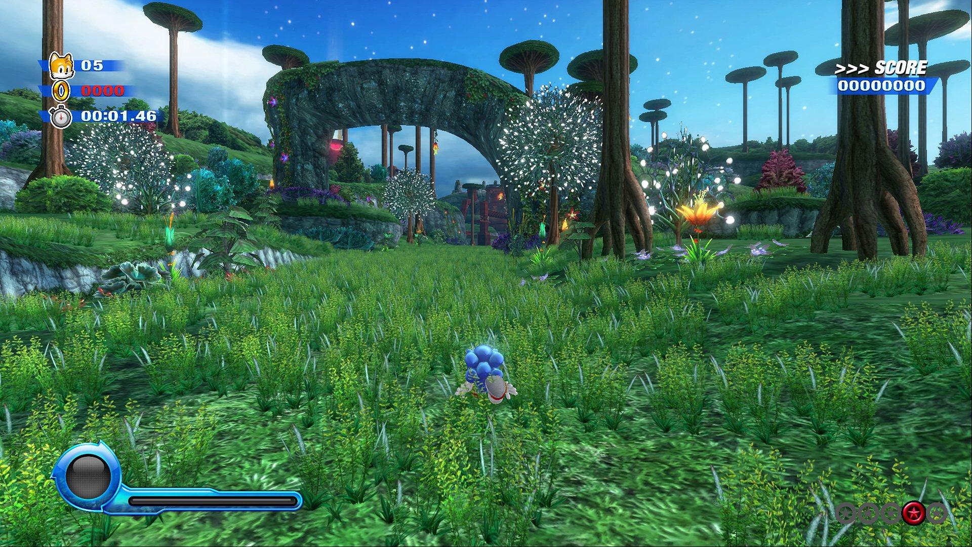 بازی Sonic Colors Ultimate
