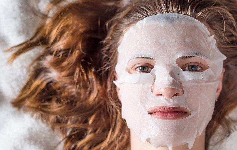 ماسک صورت هیدراتهکننده برای پوست خشک